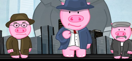 Pig Capone, the mighty mob leader, rules Liberty City. Your goal is to bust him and his henchmen – just eliminate all bad pigs on every level, using […]