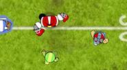 Sequel to the great first part of this American Football game. Lead your team to the victory, passing the ball between members of your team and reaching opponent's […]