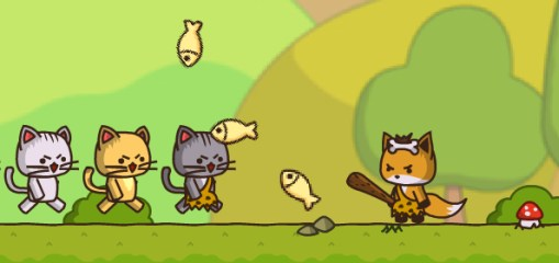 Evil gang of foxes has kidnapped King's daughter. Your mission is to save the princess with your team of Kitty Warriors. Jump over obstacles, attack enemies, collect fish […]