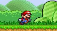 Mushroom Kingdom is in danger! You, Mario, must save it – just find evil Bowser and fight with him to bring freedom to your land! Game Controls: Arrow […]