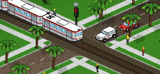 Your city needs your help! Now the traffic is even higher than in previous parts of this great game – trains run fast and there's more cars on […]