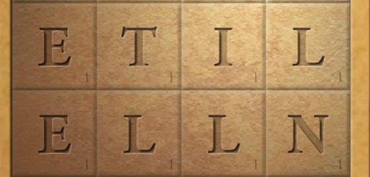 Awesome word puzzle game. Take part in the medieval scribes duel and create words as quickly as possible, before your opponent finishes. A must play for all brain-teaser […]