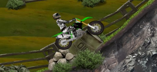 Massive motocross fun! Get on your bike and race in the extremely harsh conditions. Ride and jump over oil barrels, potholes, barriers and other rather unpleasant things. Don't […]