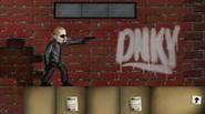 Follow your invisible friend Pedro on a dangerous mission… eliminate enemy gangsters and get to their boss! You can jump, bounce off the walls, roll on the ground […]