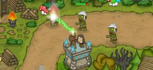 King's Readbeard kingdom has been attacked by hordes of evil Zombies, ruled by the powerful wizard. Fight for your kingdom in this fantastic tower defense game. Place your […]