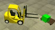 Have you ever wanted to operate the forklift? Now you have a chance to do it, in this great simulation game. Get into your yellow vehicle and try […]