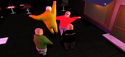 Totally crazy fighting game in which you find yourself in the middle of the bar brawl. You can fight solo, or with your friend, either in co-op mode […]