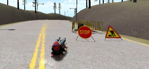 Fantastic 3D racing game – get on your luge board and ride downhill, trying to achieve maximum speed and to be the first on the finish line. Watch […]