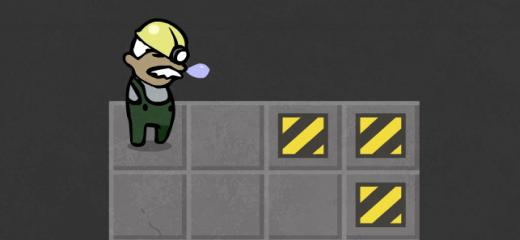 Simple but challenging puzzle game in which your goal is to save the kid in the dangerous maze full of landmines. They will be visible for a brief […]