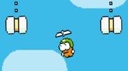 Flappy Bird creator returns with another uber-hard game called Swing Copters. Your goal is simple: fly as high as you can, avoiding crashing into swinging hammers and other […]