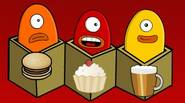 Orange Blobs like burgers. Red Blobs like cakes. Yellow Blobs like beer. It's that simple – just feed them when they're hungry! The faster you feed them, the […]