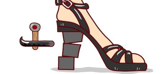 Totally bizarre Japanese game, in which your goal is to shorten women's shoes heels with the hammer. Be precise and quick and win Yen bonus… and remember that […]