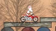 Third part of the mouse motocross challenge… get on your bike and ride through many obstacles, trying not to roll over and snap your neck. Ready? Go! Game […]