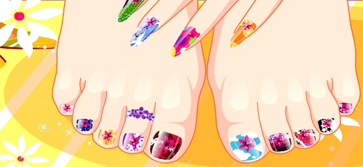 It's time to give your feet a decent treatment… Style your feet using various kinds of nail polish and extensions. Unleash your creatitity and have fun! Game Controls: […]