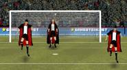 Luis Suárez against Count Dracula! Your goal is to score as many goals as you can, defending Count Dracula who is the bloody goalkeeper. Shoot precisely, try not […]