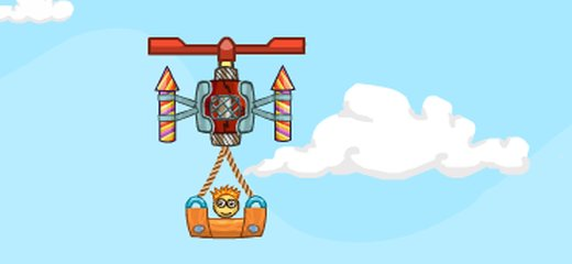 Your goal is to transport funky smileys, using your helicopter. Load smileys, fly up, collect coins and safely get smileys to the destination point. You'll meet many dangerous […]