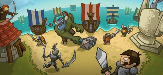 Epic Tower Defense game…. in which Vikings invade Britain! It's time to stand ground and defend your country… deploy your units, such as soldiers and archers and fight […]