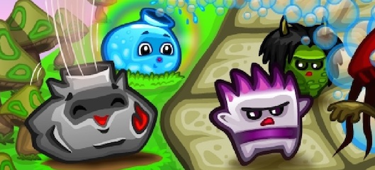 The evil creatures want to steal some precious Protons from you… and your goal is to defend them at any cost! Think twice and place various magic defenders […]