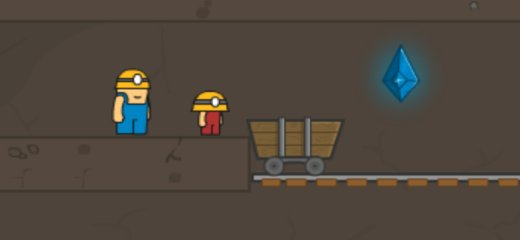 A fantastic 2 player, co-op game in which your goal is to control the team of two crazy miners – big and small dude. Run, jump between levels, […]