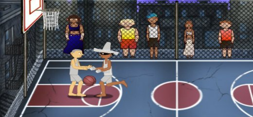 We love basketball games and we are proud to present another great basketball simulation game – World Basketball Cup. Choose your player and win in the one-on-one streetball […]