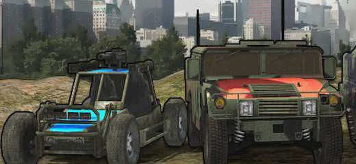Are you ready for some military driving challenge? Drive your small squad of three various military vehicles and complete your missions as quickly as possible. Read the mission […]