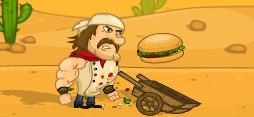 Mad Burger is back! This time we go back in time to the Wild West Era. Prepare the epic burger and get ready for some tossing! Throw your […]