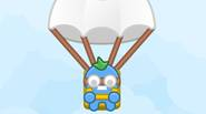 Funny variation of the Swing Copters game. You have to control the parachutist, falling from the sky: avoid hitting trees or swinging traps and fall as low as […]