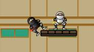 You're a freshman in the Sticky Ninja Academy, who wants to learn how to become a stealth warrior who jumps around, stick to ceilings and attacks his enemies […]