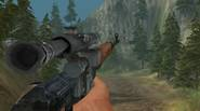 Excellent 3D hunting simulator. Get your hunting rifle and wander through the wild forest in search for your game. You can hunt various wild animals: hares, wolves, deers […]