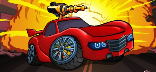Car Eats Car part three is all about racing and cars eating each other… sounds strange, but it's totally funny! Drive through the strange land, avoid traps and […]