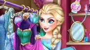 Help Elsa in clearing all the mess she has in her closet. Find various items that are shown at the bottom of the screen and enjoy her new […]