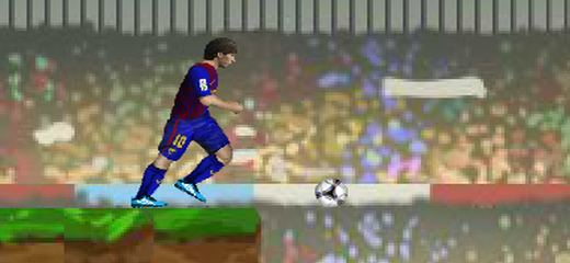 Choose your favorite Barca player and run as quickly towards the goal and score! Avoid obstacles and lead your team to the victory! Game Controls: SPACE – Shoot. […]