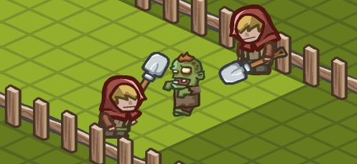 You're a small village mayor who must defend it from the hordes of undead, resurrected by two evil witches. Place your villagers in order to prevent undead invaders […]