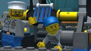 There was a terrible accident at the Lego Bay! Get into the rescue helicopter, pick up survivors and get them to the rescue ship. Do it as quickly […]