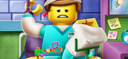 Ouch! Looks like Emmet from Lego The Movie just had an accident! Rush to the hospital and help the poor Emmet to recover as quickly as possible. Lots […]