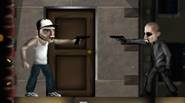 Crazy banana and his trigger-happy friend are back in this fantastic, action-packed platform shooter! Let your invisible friend guide you and kill all gangster bad-asses that come in […]