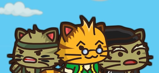 Strike Force Kitty strikes back! Evil Foxes have attacked the kingdom, and Kingdom's fate is in your hands. Your elite cat commando has infiltrated enemy territory to capture […]