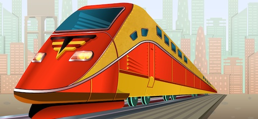Check your train driving skills in this unique game, in which your goal is simple – transport your passengers from one station to another, as comfortably as you […]