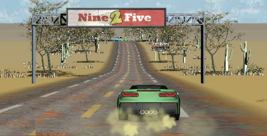 V8 Muscle Cars return! Get into your powerful V8 muscle car and race against other drivers across the USA. Watch out for dangerous curves and don't crash too […]