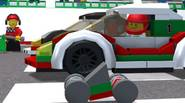 A fantastic racing game, set in the LEGO world. Get into your bolid made of bricks and race on the Lego City streets. Collect bonuses and watch our […]