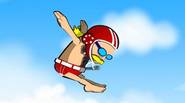 Stunt Diving is a very challenging and dangerous sport… now you can prove your skills, performing acrobatic jumps, tricks and landing safely in the pool. Do you have […]