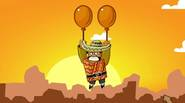 Amigo Pancho is a nice guy in sombrero, who likes to fly, using his two helium balloons. Help him to fly up and out of the level, by […]