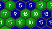 Smart game for smart people! Place your hexagonal pieces on the board and take over opponent's pieces – you can do that if the number on your piece […]