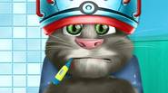 Help poor Talking Tom and try to perfom the surgery to save his life! Measure his temperature, perform correct diagnosis and then operate… Sounds simple? Well, try it […]