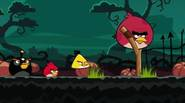 Angry Birds are angry again… because Green Pigs have kidnapped their eggs, again! It's Halloween time, so don't play trick or treat with them… instead get the evil […]