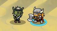 Join the epic Viking adventure and fight against orcs and other ungodly monsters in this outstanding hack'n slash game. As Edward the Viking, your goal is to obey […]