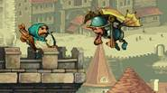 One of the best designed games we've seen in years! Back in the medieval age, brave knights from all around the world gathered together in the dangerous competition. […]