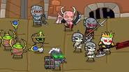 Welcome to Hell! Your goal is to find and destroy all 10 rebel Lords of Hell. Choose your character and fight against rebel creatures. Explore the dark dungeons, […]