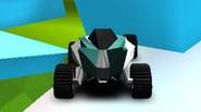 A futuristic 3D racing game in which your are racing around the strange, geometric track and show off your stunt skills. The unique thing about this game is […]