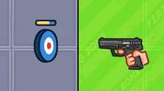 Gun Game is back! Get your trustworthy pistol and shoot down all targets in the crazy shooting range. You will practice different skills: defense, efficiency and offense. Cocked? […]